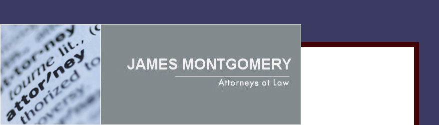 Attorneys with James Montgomery, Attorneys at Law